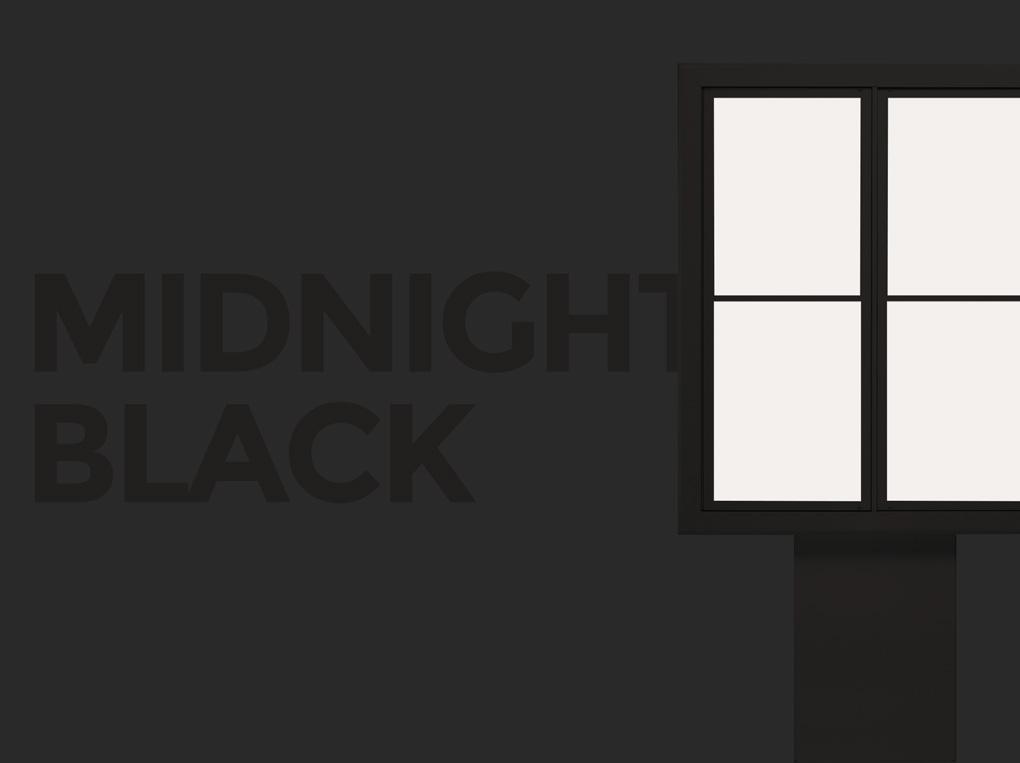 midnight-black